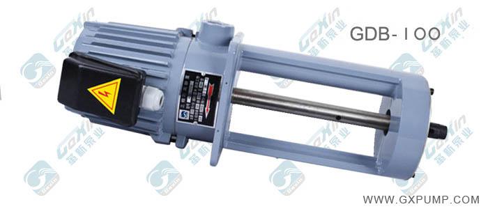 gdb型带搅拌/搅匀三相电泵/机械冷却泵/石英砂泵