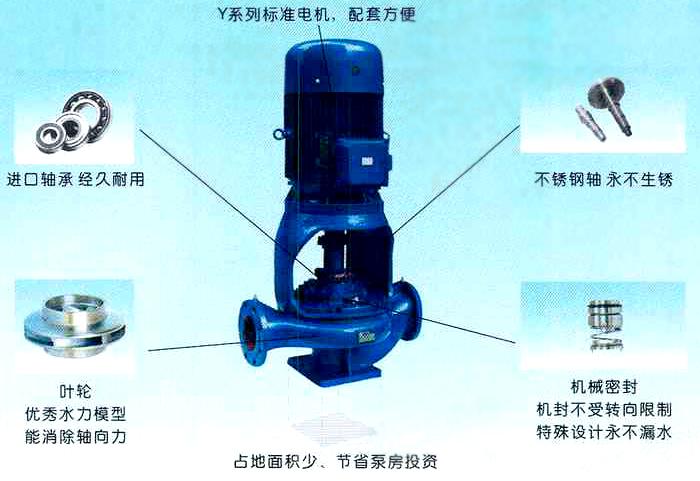 管道离心泵 供应商 >>&n