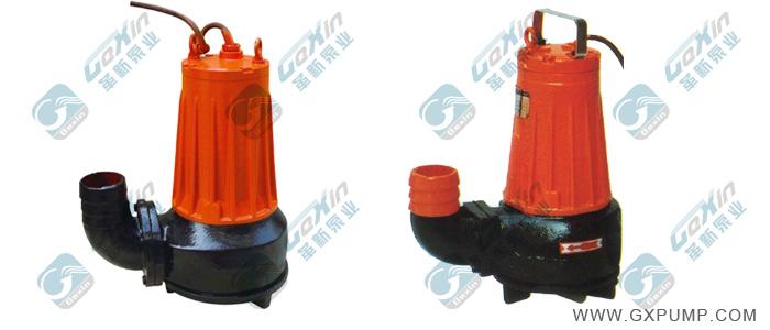 AS型系列潜水排污泵