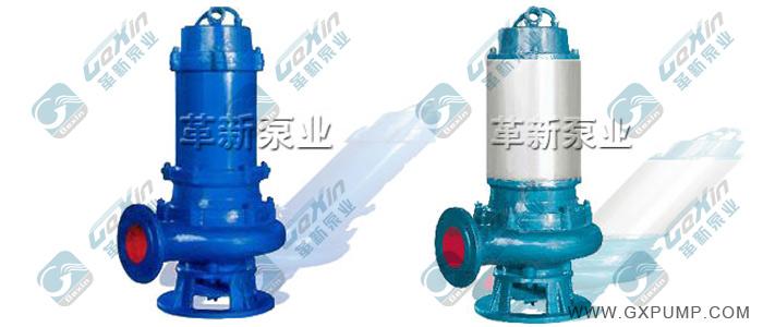 JPWQ系列自动搅匀排污泵