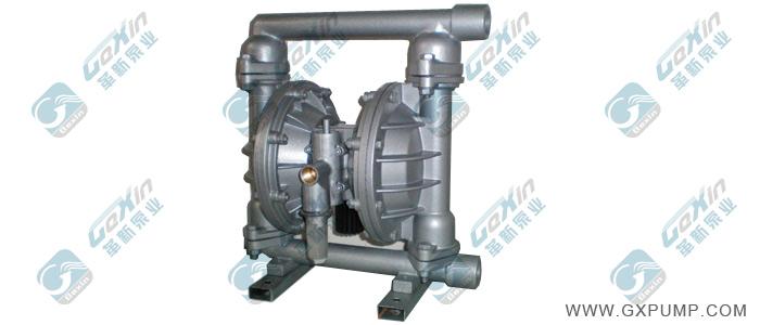 革新牌QBY系列铝合金气动隔膜泵