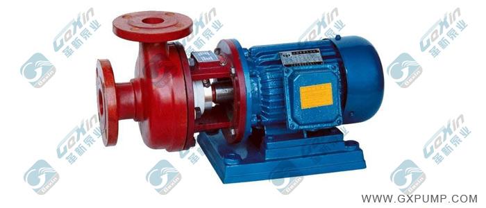 S型直联式离心泵