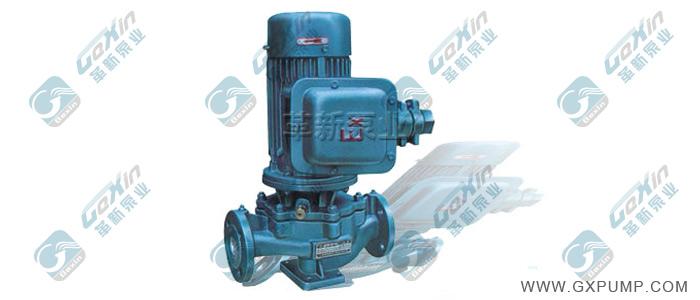 YG(油泵)管道离心油泵